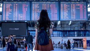 Indien Reisetipps für lange Flüge