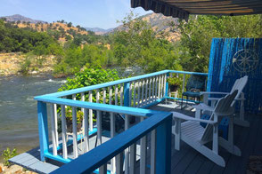 Sequoia Nationalpark Unterkunft: Rio Sierra Riverhouse