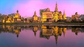 Thailand Reisetipps Ayutthaya