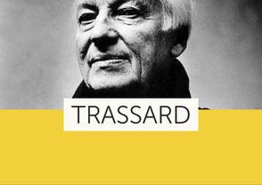 Jean-Loup Trassard - Trassard en compagnie des vaches. Expérience sacrée et enjeu de la non-dualité