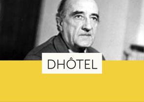 André Dhôtel - Repérer des traces de la pensée indo-tibétaine