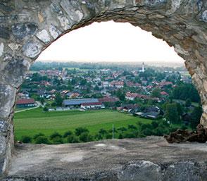 Petersberg Nähe Gasthof Falkenstein, Flintsbach