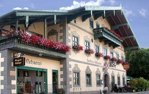 Geschichte vom Gasthof Falkenstein in Flintsbach