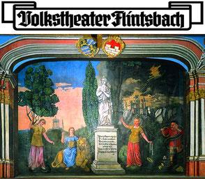 Volkstheater Flintsbach, 100 Meter bis Gasthof Falkenstein