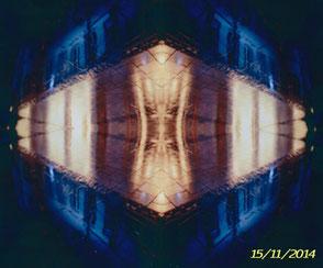 projekt3drei 2014 Kunst-Licht, Foto Barbara Benkert