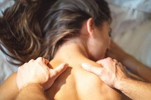 Gönnen sie sich eine Massage
