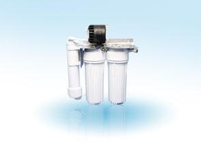 l'osmose inverse est le purificateur d'eau par excellence