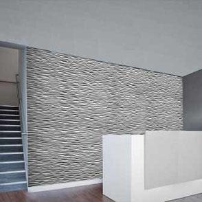 complexma 3-D reliefplatte - Dreidimensionale gefräste Reliefplatten