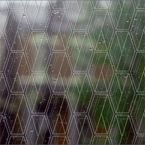 Glas Design- Dekorglas, gelasertes Glas Lasergravur