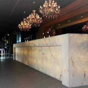 Alabaster Stone - Marmor Platten - Onix - Faux Marmor