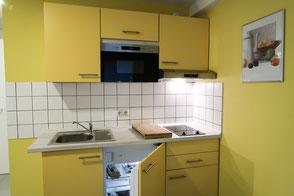 Küchenzeile Wiek auf Rügen