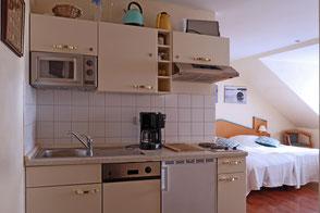 Küchenzeile Wiek Rügen