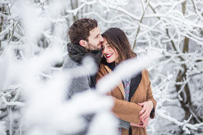 Paarshooting Schnee, Schneeshooting, engagementshooting, Dortmund, Paarfotograf, Hochzeitsfotograf