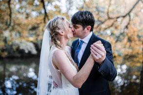 emotionale, kreative Hochzeitsfotos Hochzeitsreportage