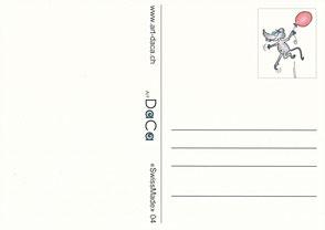 Sommerkafi Sool lustige Postkarte