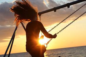 retrouver ma joie de vivre, ma gaité, mon insouciance, mon envie de m'amuser,