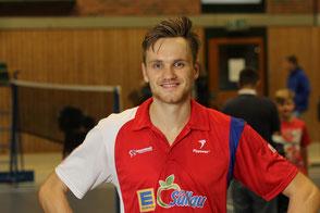 Nikolaj Persson TSV Trittau Badminton 1. Bundesliga