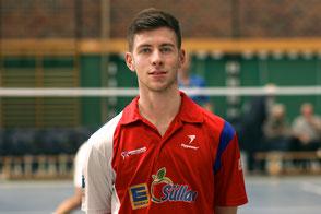 Paul Reynolds TSV Trittau Badminton 2. Bundesliga 2017/2018