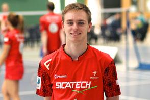 Daniel Seifert TSV Trittau Badminton 2. Bundesliga 2017/2018