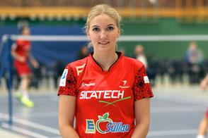 Emilie Juul Möller TSV Trittau Badminton 2. Bundesliga 2017/2018