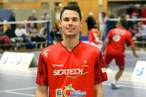 Milosz Bochat TSV Trittau Badminton 1. Bundesliga