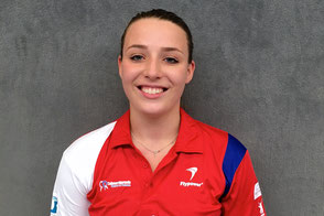 Marina Korsch TSV Trittau Badminton 2. Bundesliga 2017/2018