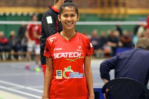 Priskila Siahaya TSV Trittau Badminton 1. Bundesliga