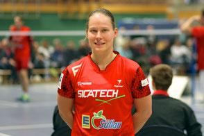 Iris Tabeling  TSV Trittau Badminton 1. Bundesliga