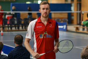 Jonathan Persson TSV Trittau Badminton 1. Bundesliga