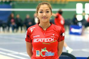 Kate Foo Kune TSV Trittau Badminton 2. Bundesliga 2017/2018