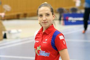 Aneta Wojtkowska TSV Trittau Badminton 2. Bundesliga 2017/2018