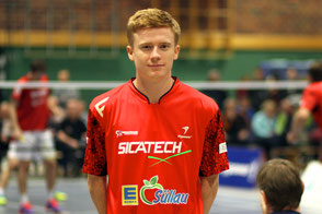 David Jones TSV Trittau Badminton 1. Bundesliga