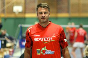 Joachim Persson TSV Trittau Badminton 1. Bundesliga