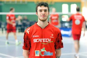 Joel Douse TSV Trittau Badminton 2. Bundesliga 2017/2018