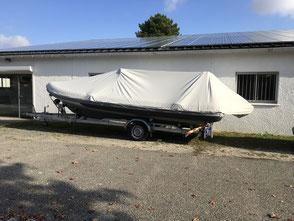 taud de bateau