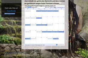 Dreads Berlin Kalender wann sind Termine frei