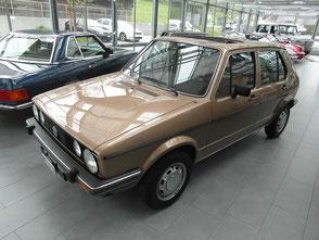VW Golf 1 Diesel