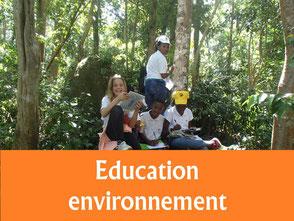 education environnement developpement durable