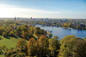 Potsdam Aussicht