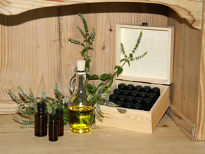 Der Natur Raum geben - ätherische Öle zur Prävention. Machen Sie sich ans Werk, bevor eine umfangreiche Therapie notwendig wird