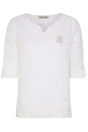 Jacke hangOear T-shirt mit Hirsch