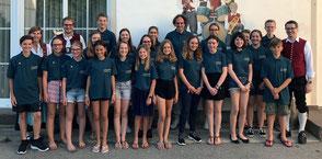 Jugendkapelle Dirlewang e.V. - Marktfest 2015