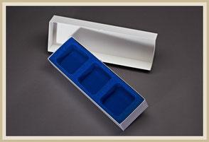 Schaumstoffeinlage passend zur Dental Verpackung