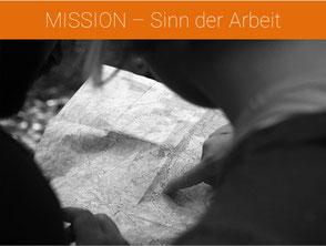 ES Mission und Sinn der Arbeit