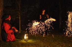 Kinderfeuershow