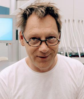 Portrait Dr. Harald Planegger