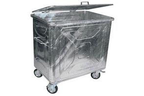 Abfallcontainer - Reusser Transporte AG Biberist
