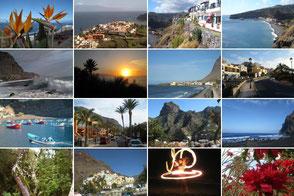 Bildersammlung von La Gomera