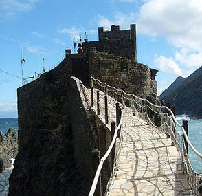 Castillo del Mar in Vallehermoso/La Gomera
