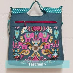 Tasche in allen Variationen und Materialien in liebevoller Handarbeit hergestellt